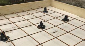 blanda betong delar